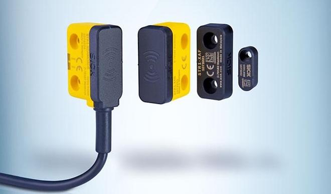TR1 berøringsløse lågekontakter er i overensstemmelse med EN ISO14119 designtype 4