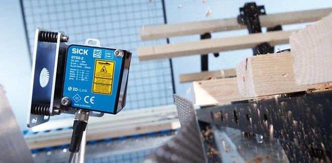 Pålidelighed og præcision, garanteret af vores patenteret HDDM™ teknologi giver DX50 en målenøjagtighed på blot et par millimeter - selv over store afstande.