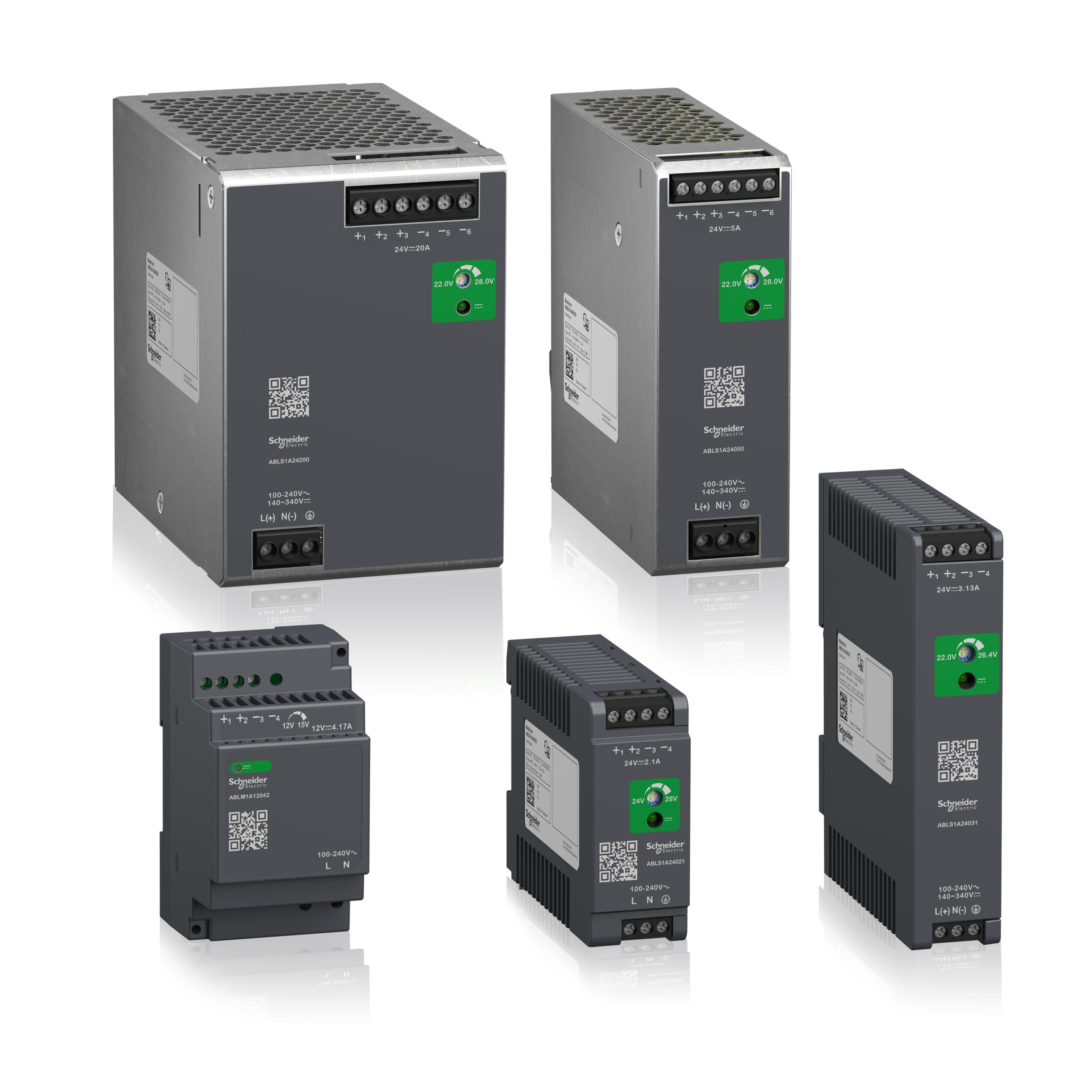 Modicon Power Supply: En stærk kombination af høj kvalitet, kompakt design og høj ydelse
