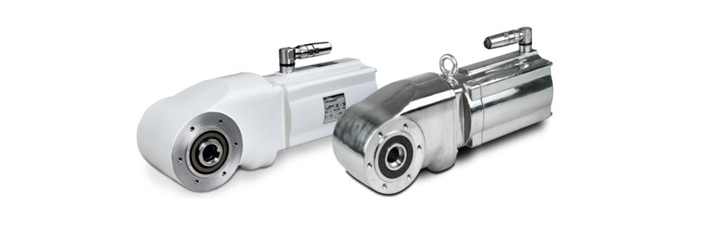 Gearmotorer IP67 fra Bauer Gear Motor