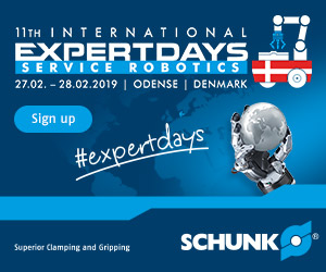11th Expert Days on Service Robotics