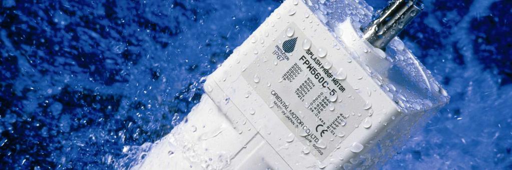 Gearmotorer der tåler rengøring med vand og aggressive rengøringsmidler