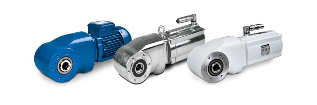 Gearmotorer fra Bauer Gear Motor