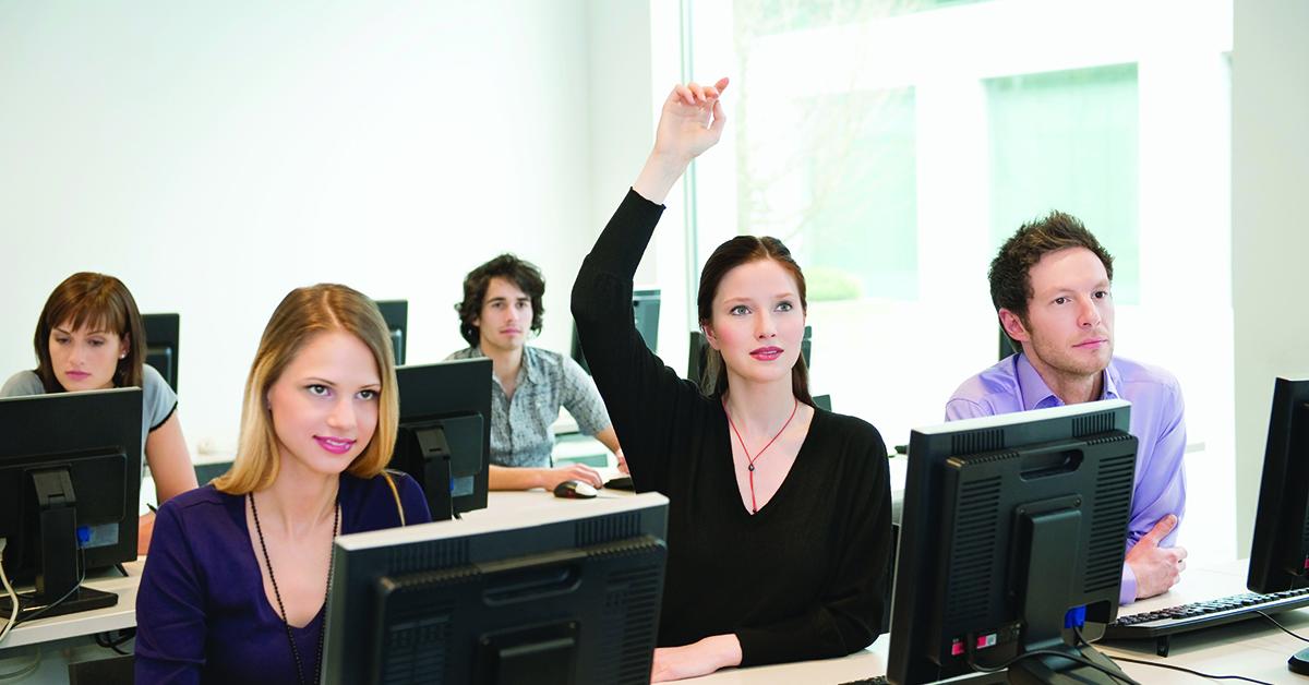Tilmeld dig vores to webinarer om uddannelsesinstitutioner og et godt indeklima