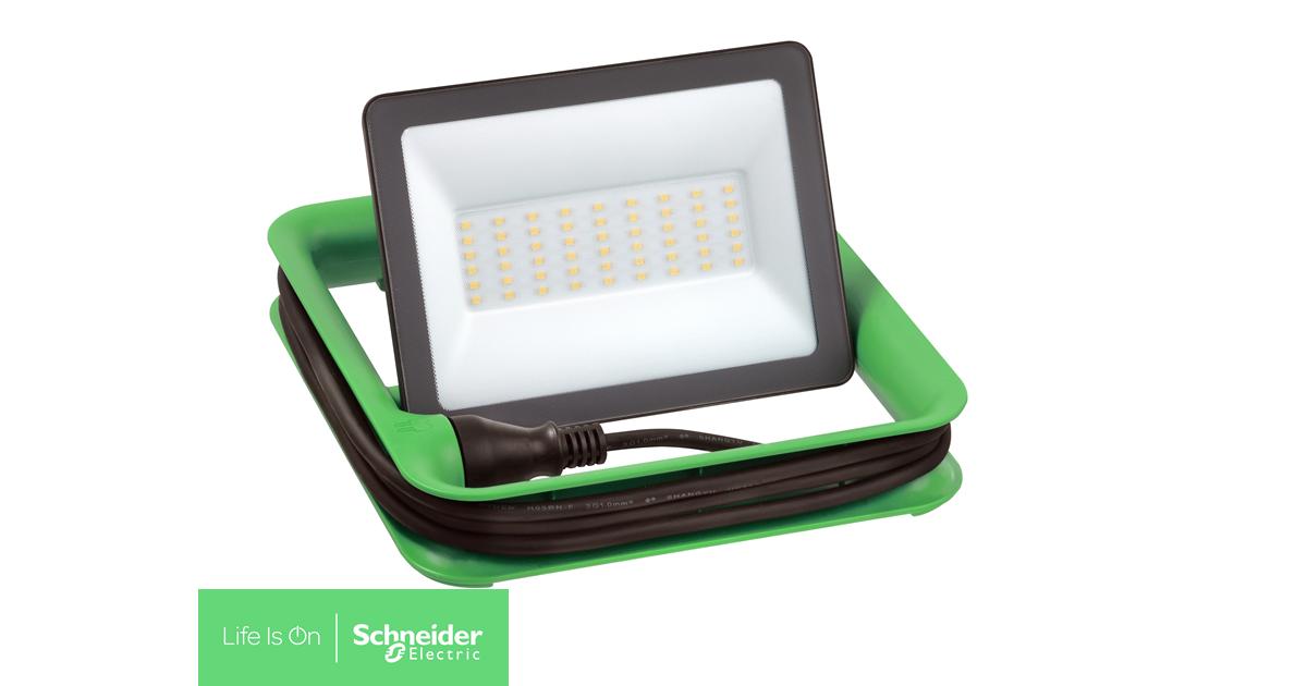 Ny Thorsman arbejdslampe fra Schneider Electric