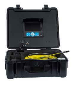 Video pipe inspection camera_TVBTECH