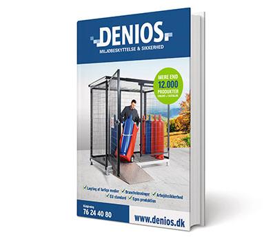 katalog fra DENIOS 2019
