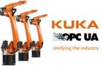 Kuka med i udviklingen af OPC UA til robotter