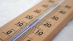 Sporbar måling af overfladetemperaturen