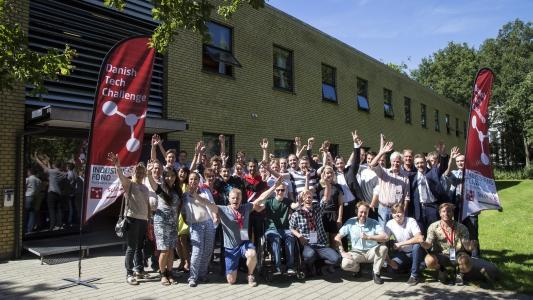 Danske iværksættere henter over 100 millioner kroner