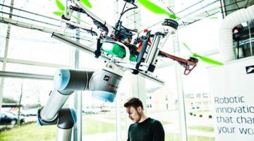 Flere droner over Danmark