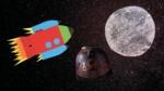 Sommerferie blandt måner, stjerner og raketter