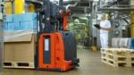 Førerløse trucks løser flaskehalsproblemer