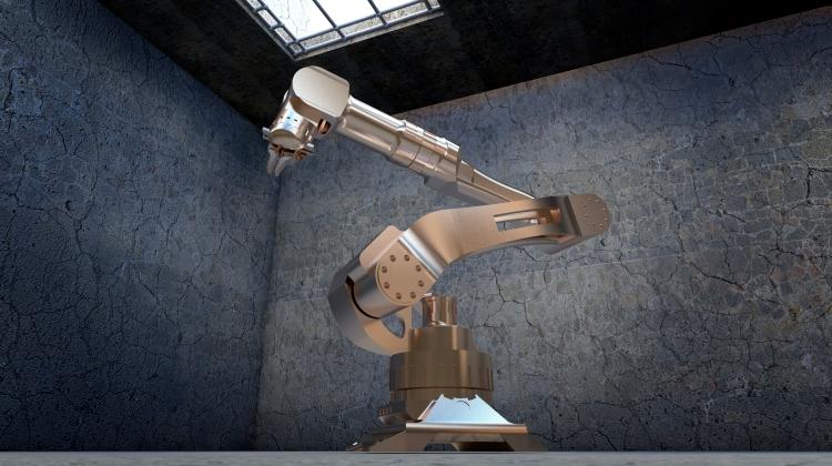 Danmark sakker bagud i robotkapløbet