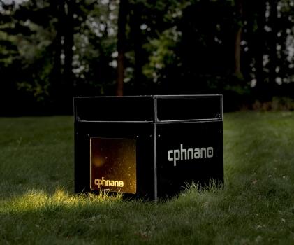 Cphnanos egenudviklede 3D-printer.