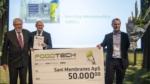 Prisregn på FoodTech 2018