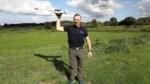 Droner og satellitter skal sikre rekordhøst